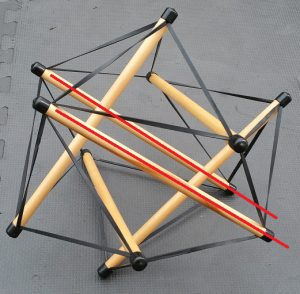 tensegrity in balance